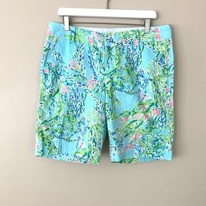 Lilly Pulitzer Shorts - SOLD Lilly Pulitzer The Chipper Bermuda Shorts